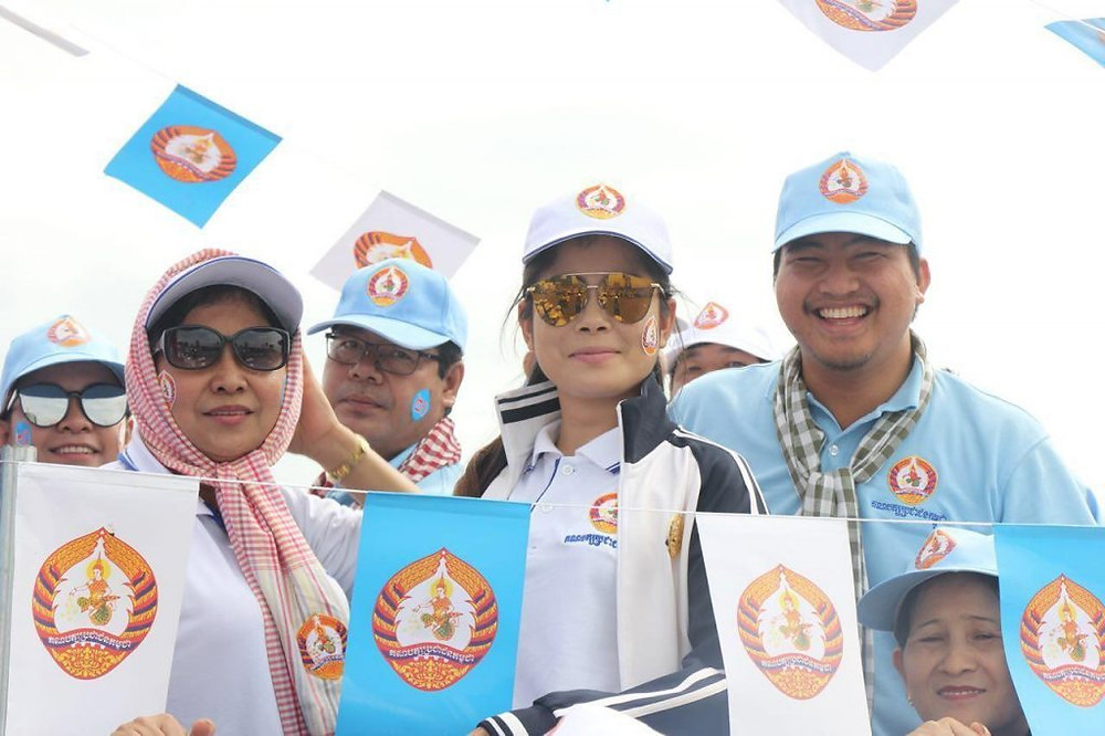 Phnom Penh : Le royaume en Campagne