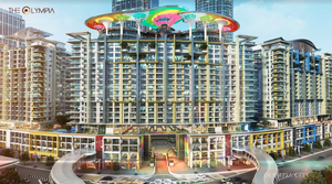 Olympia Mall est partie intégrante du projet d'Olympia City