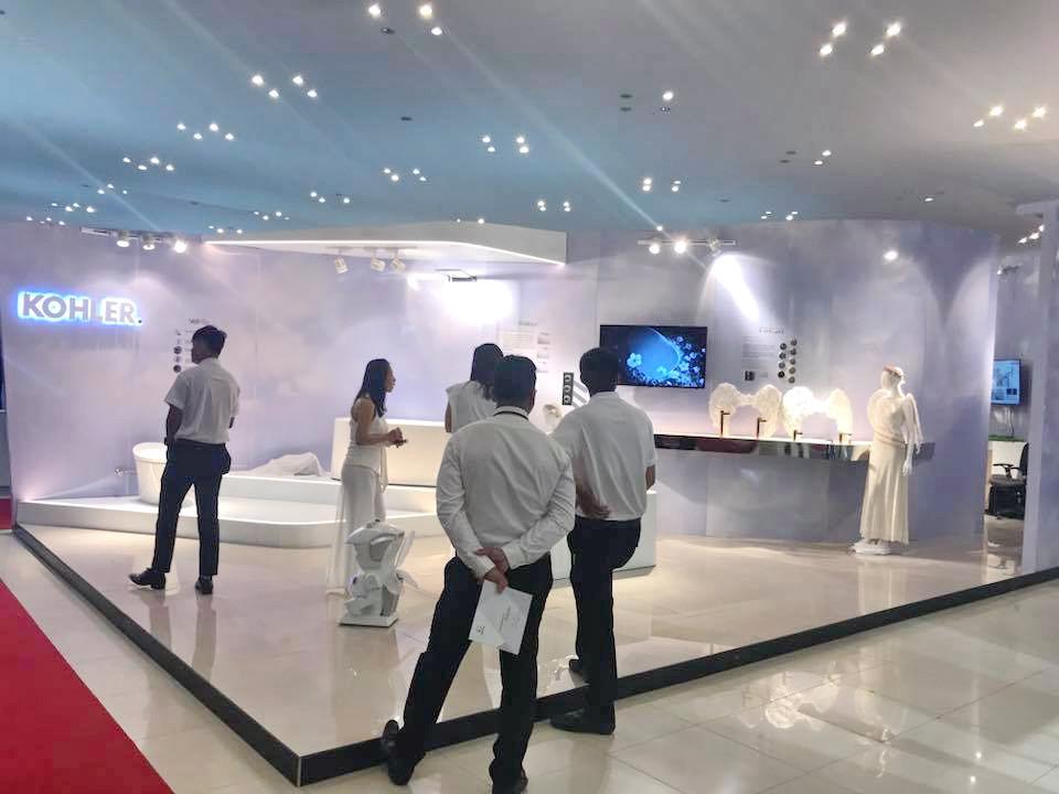 ICVeX - Immobilier - Phnom Penh : Salon de l'architecture d'intérieur