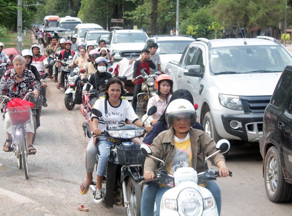 Siem Reap, Angkor : nouvelle destination des Phnompenhois