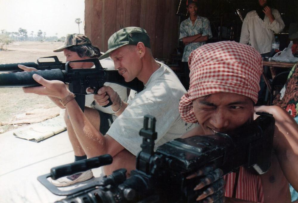 Kambol shooting range