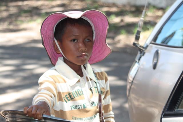 Petit Khmer courage