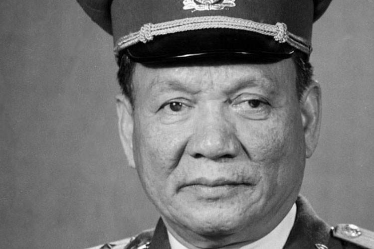 Le général Le Duc Anh