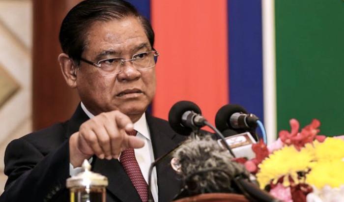 Cambodge & Société : S.E. Sar Kheng, « éliminer les violences à l'égard des Cambodgiennes »