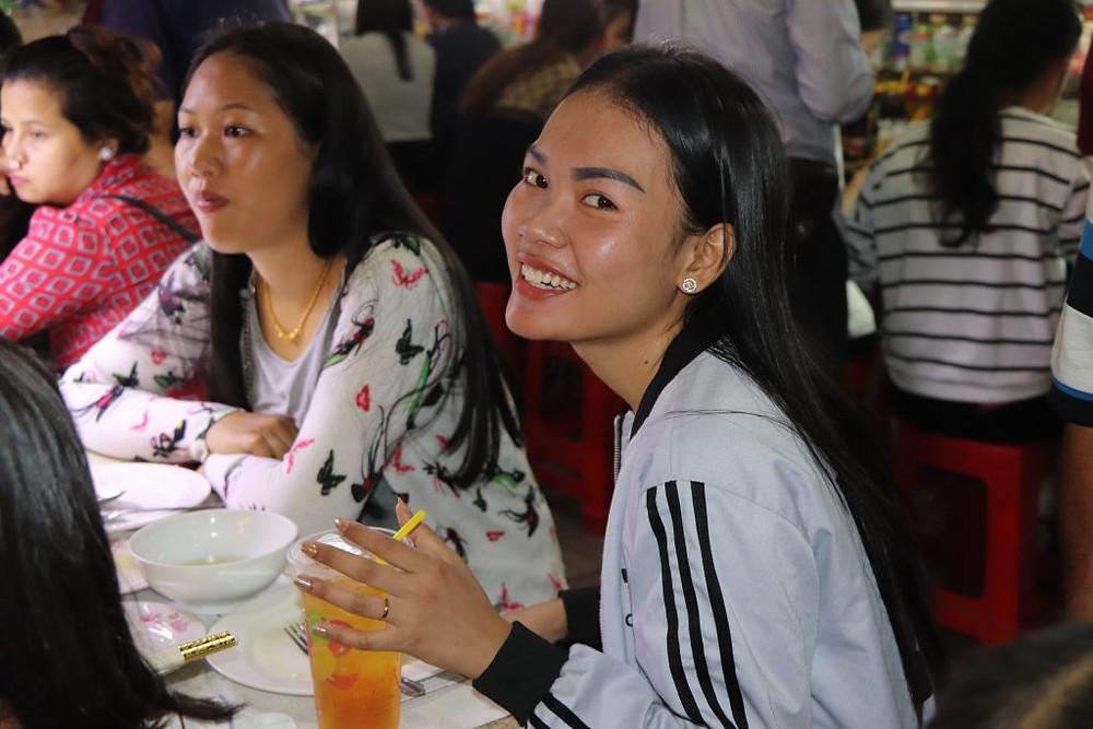 Sourires du Phsar Thmey