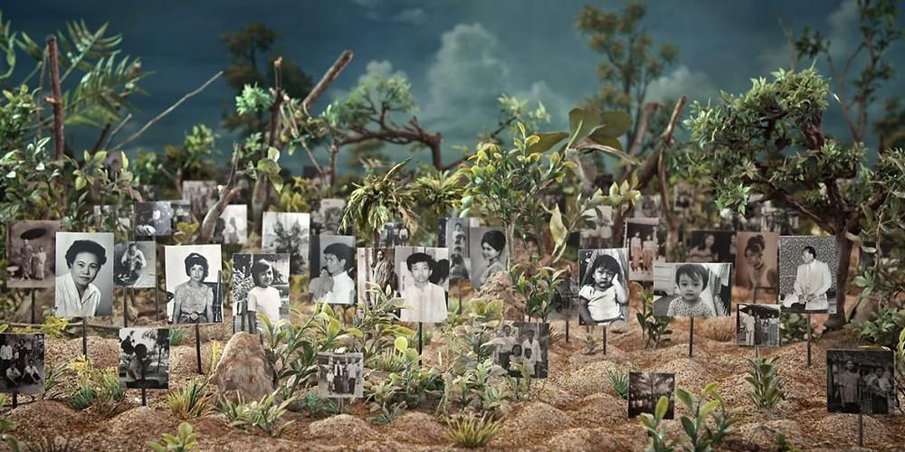 Des Tombes sans Nom, le dernier Rithy Panh. Photographie TIFF