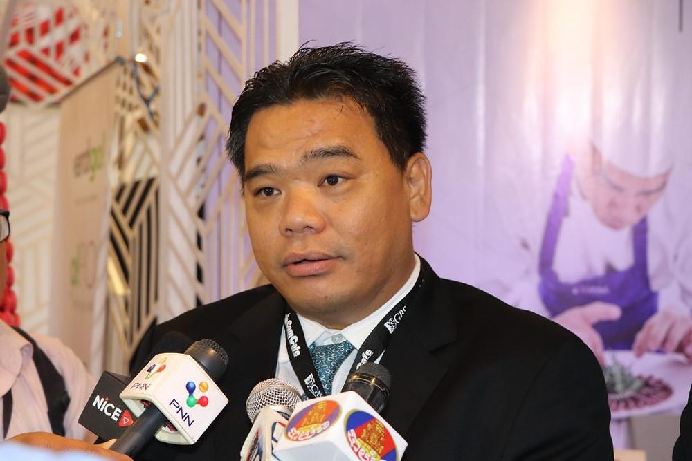 Luu Meng, Président de la Fédération Cambodgienne du Tourisme