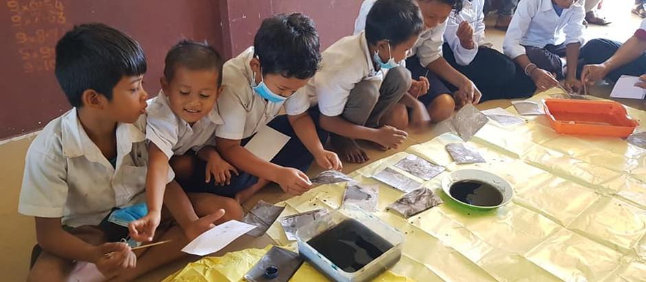 Cambodge & Arts : «Artcation», partage de talent avec Tan Vatey à Koh Kong