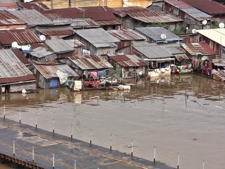 Cambodge: les inondations font 45 victimes