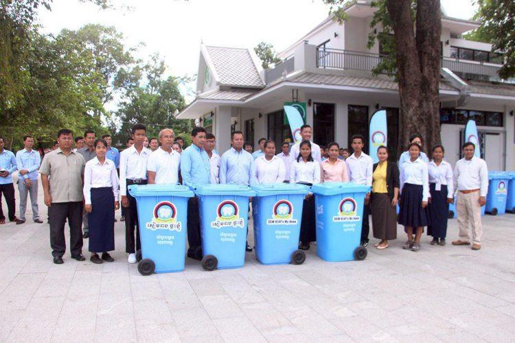 Lancement de la campagne « Siem Reap's My Home »