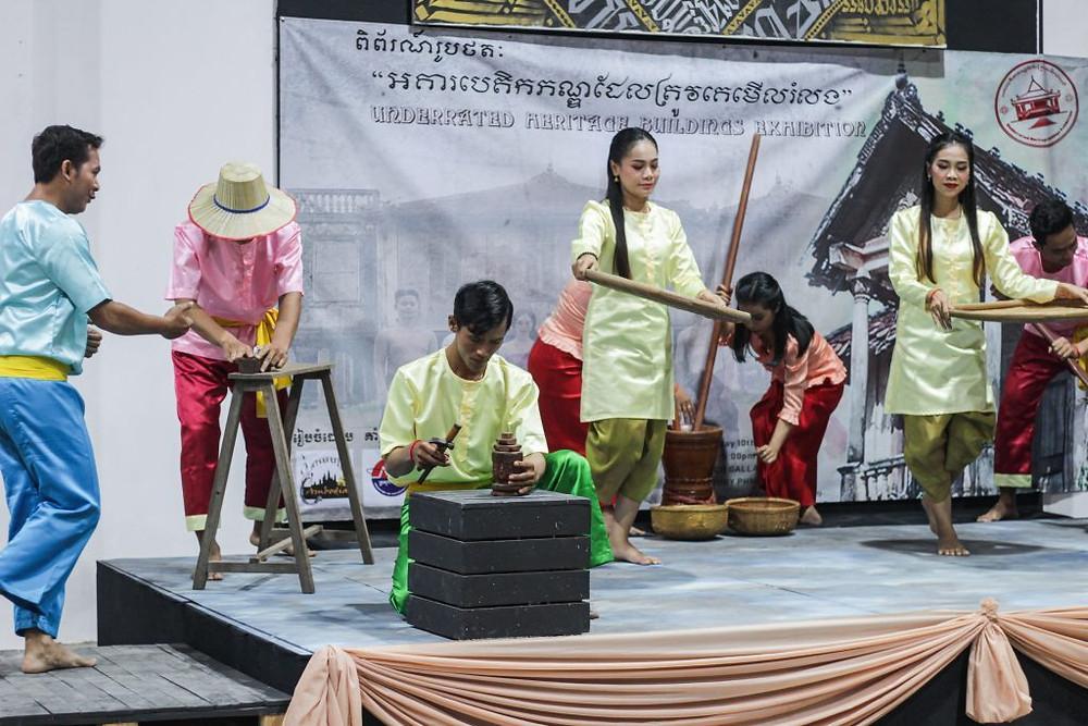 Performances artistiques