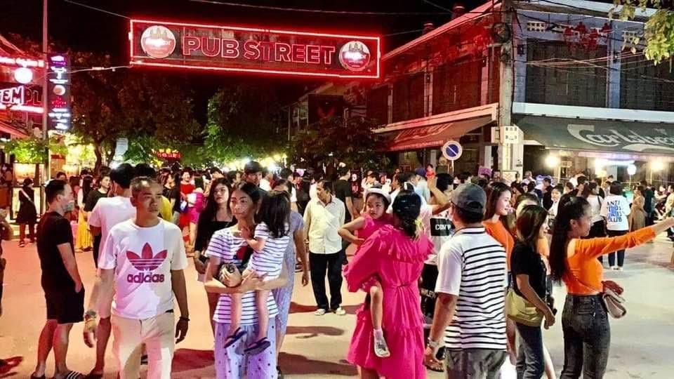 Siem Reap, destination favorite