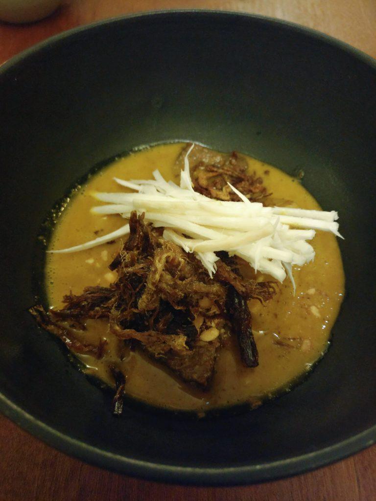 Bœuf saraman : un classique de la cuisine cambodgienne (Photo : Benjamine Médeville)