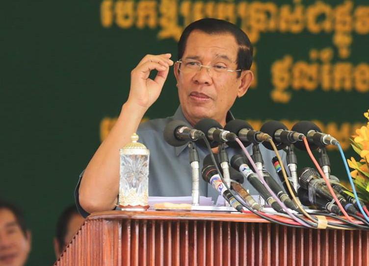 Le Premier ministre Hun Sen et d'autres hauts responsables du Parti populaire cambodgien ont qualifié de «traîtres» les participants au boycott