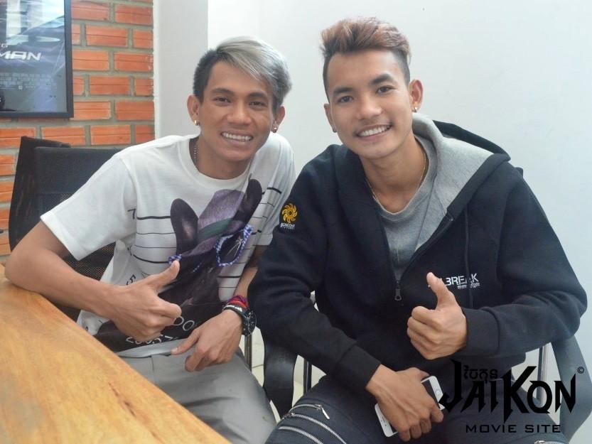 le duo pop / hip-hop Kmeng Khmer