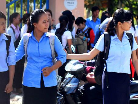 Éducation & Santé : Les écoles de Phnom Penh et Kandal autorisées à rouvrir