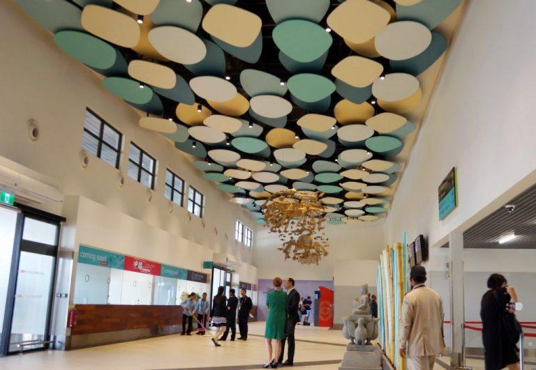 Terminal de l'aéroport international de Sihanoukville