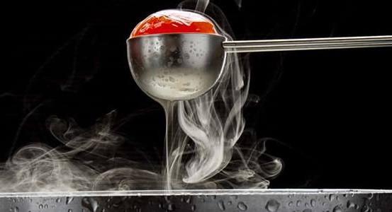 Cuisine : Diner moléculaire chez House of Scott