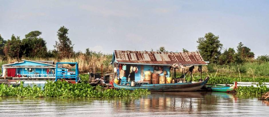 Tourisme & Destination : Kampong Chhnang, Port des Marmites