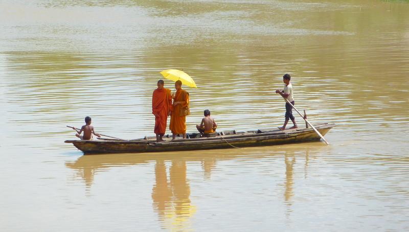 Quiétude à Battambang