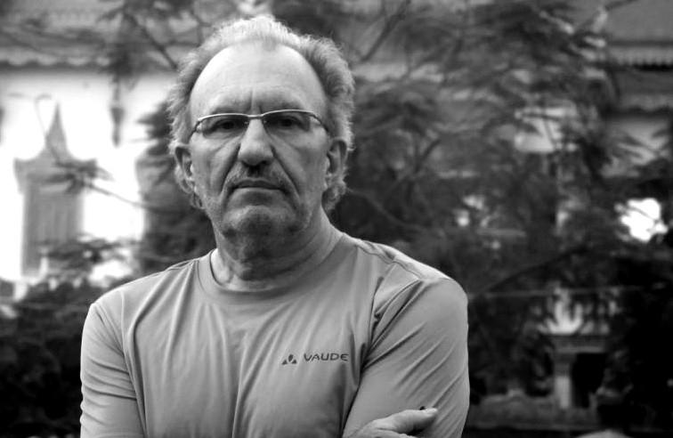 Roland Neveu. Photo Samuel Bartolin