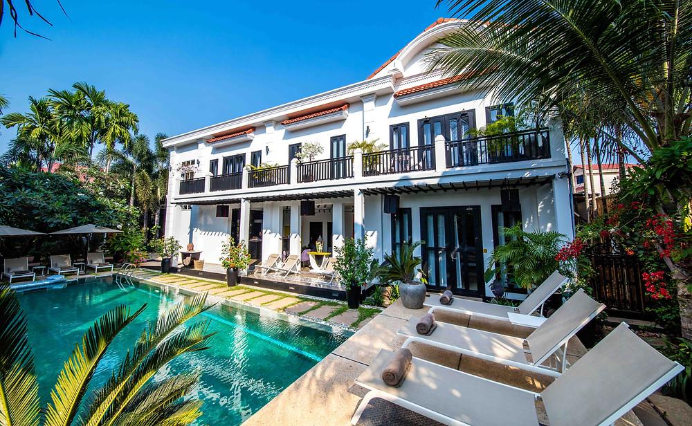 Le Mulberry Hotel à Siem Reap