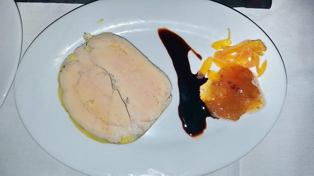 Foie gras de Chez Gaston