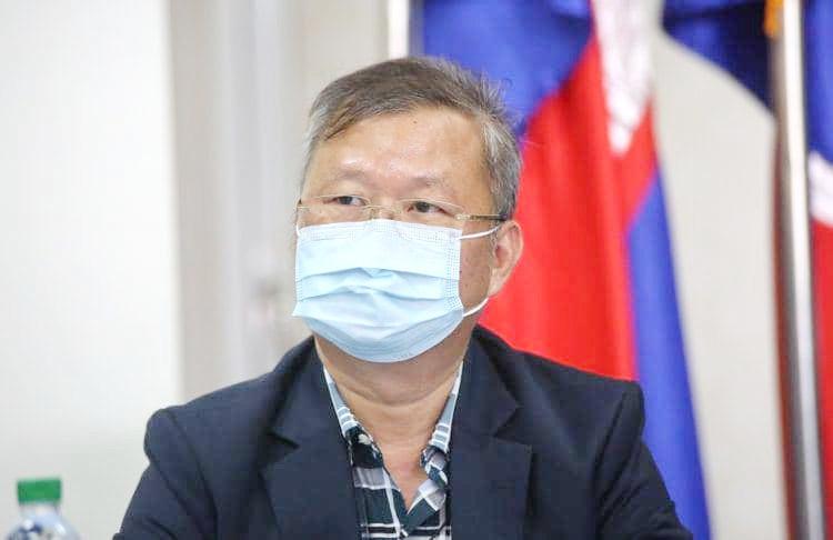 Ly Sovann, directeur du Département de contrôle des maladies transmissibles