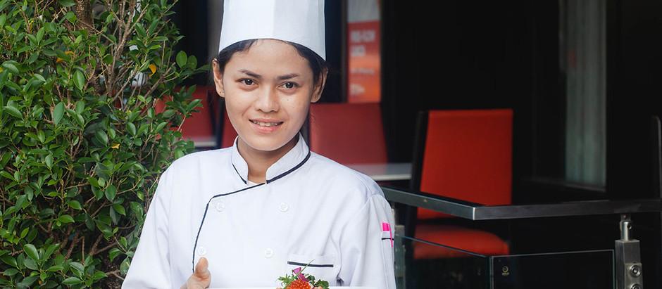 Cambodge & Journée internationale des femmes 2021 : Raksa Heng, ne jamais abandonner