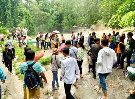 Tourisme : 1,11 million de touristes pour Pchum Ben malgré le mauvais temps