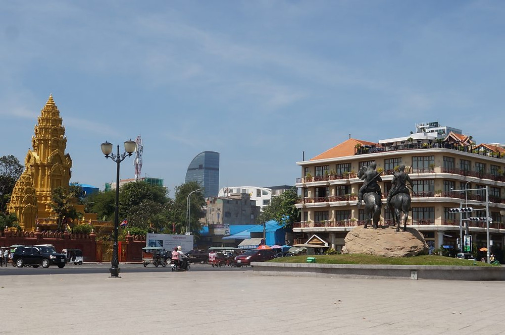 Le Royaume-Uni souhaite ainsi participer au développement de Smart City (ville intelligente) au Cambodge