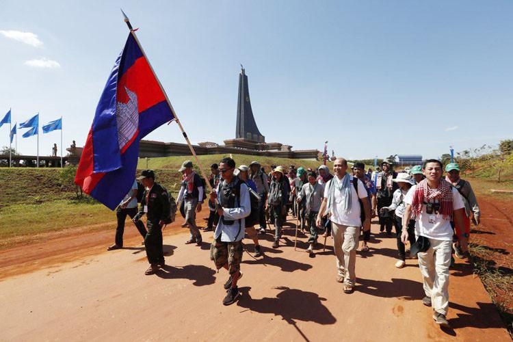 L'UFJC achève le parcours « 40 km dans l'histoire »