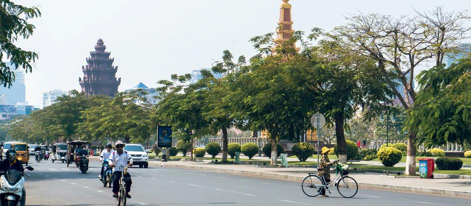 Cambodge : Sur le long chemin de la croissance économique à faible émission de carbone