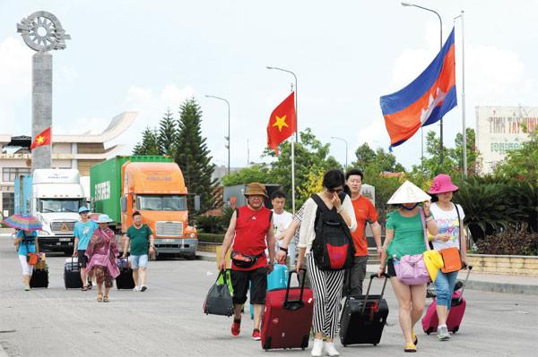 Plus de 440 000 touristes chinois visitent le royaume en 2016