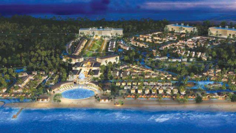 Ce développement est partie intégrante du projet de complexe touristique Dara Sakor Tourism Resort, appartenant à la société chinoise Union City Development Group Co. Ltd