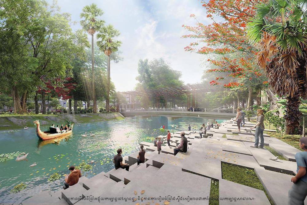 Le projet « Grand Siem Reap »