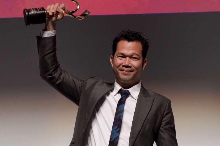 Svay Sareth récompensé à Singapour