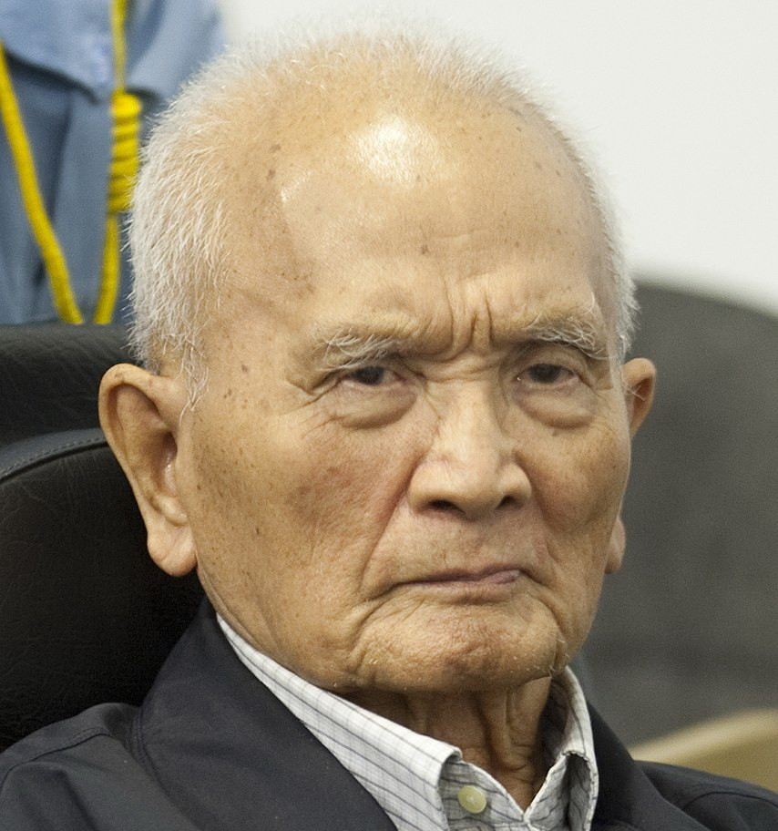 Nuon Chea, alias frère numéro deux