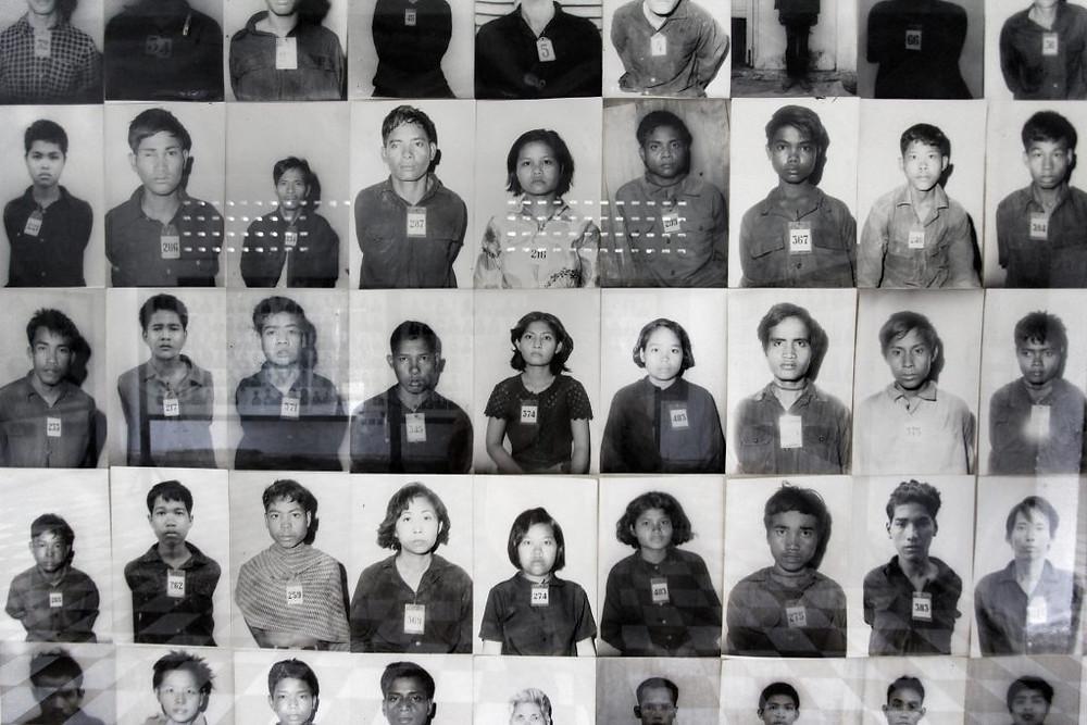 Victimes des Khmers rouges
