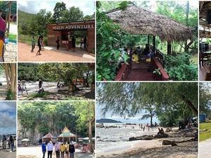 Cambodge : Près de 70000 touristes recensés lors du deuxième week-end de juillet