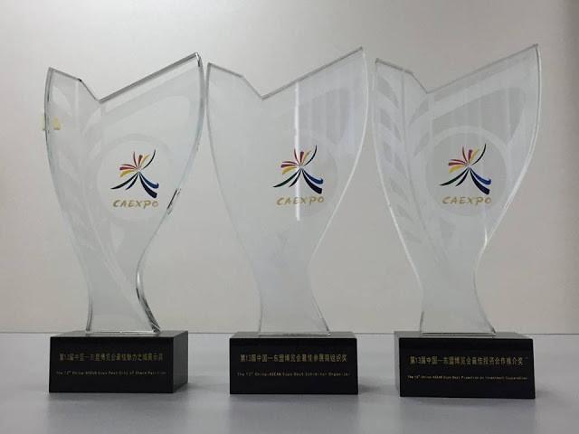 Treizième Exposition Chine - ASEAN : Trois trophées pour le Cambodge