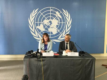ONU – Droits de l'homme : Rhona Smith, les points essentiels de sa dernière mission