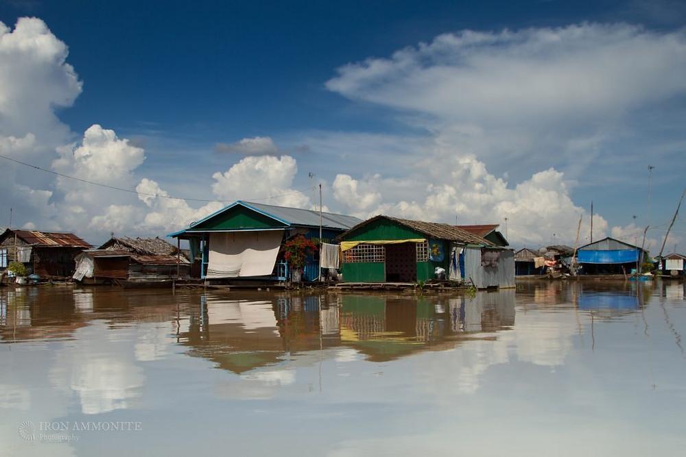Kampong Chhnang : Vers la fin des villages flottants