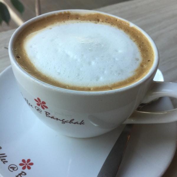 Les cafés thaïlandais à l'assaut du royaume