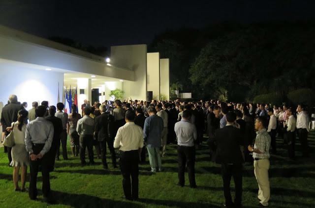 Photo Ambassade de France au Cambodge