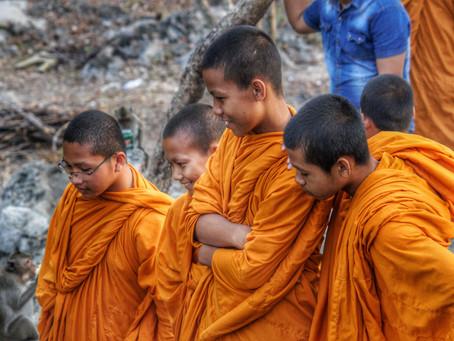 Cambodge & Chronique de Barang : Le bouddhisme khmer, c'est quoi ?