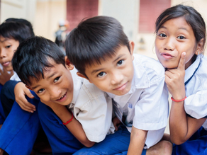 Cambodge & Solidarité : Pour un Sourire d'Enfant, « de la misère… à un métier ! »