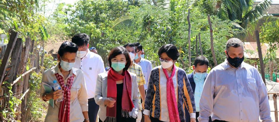 Cambodge & COVID-19 : OMS, «lassitude face à la pandémie et faible perception du risque»