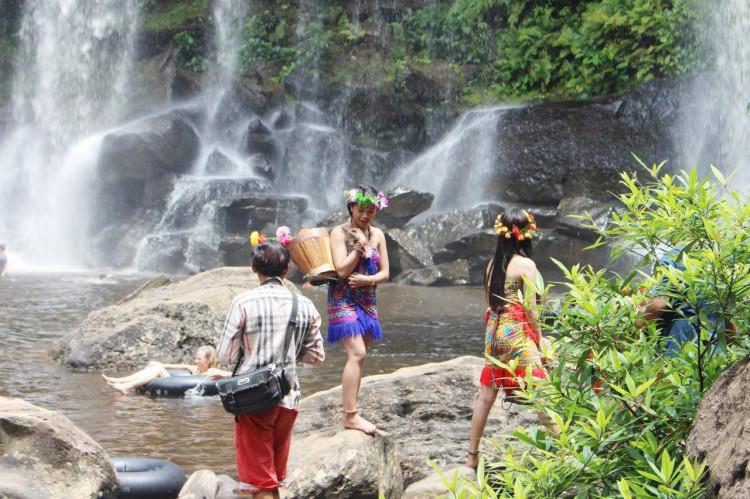 Vacances dans la province de Siem Reap