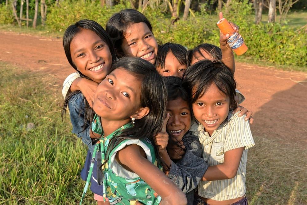 Enfants d'Oudong